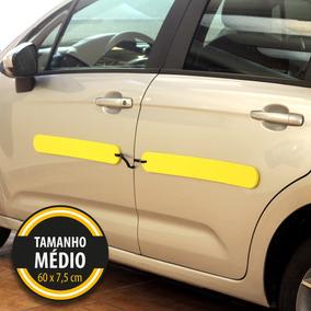 Protetor De Porta Magnético Para Carro - Médio - 4 Peças