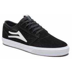 Zapatillas Skate Lakai Griffin Black/white