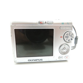 Camera Olympus Imaging Corp X 760 Com Defeito