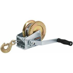 Malacate Manivela Con Cable 300 Kg Truper 14719