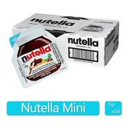 Nutella Crema De Avellanas X 120 Unidade - kg a $66