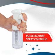 Pulverizador Borrifador Spray Névoa Continuo Multi Uso Geral