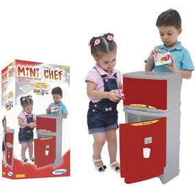 Refrigerador Duplex Mini Chef Xalingo