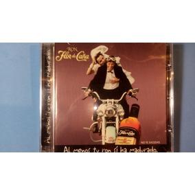 Cd Ron Flor De Caña Eurodance 2000
