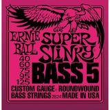 Encordado Ernie Ball Para Bajo 40/45 5 Cuerdas