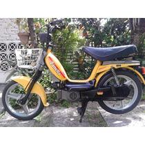 Ciclomotor Zanella New Fire 50cc