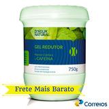 Gel Redutor Cafeina, Mentol E Cânfora 750g Dagua Natural