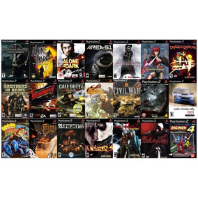 Patch Ps2 - Crash, Gta, Resident Evil E Muito Mais