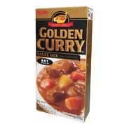 Golden Curry Sauce Mix Hot Picante Japones