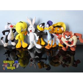 Coleção Looney Tunes Pelucia Mc Donalds Piu Piu Frajola Taz