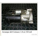 Repuestos Centauro Motor 1.8 Año. 2014