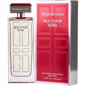 Perfume Red Door Aura Elizabeth Arden For Women Edt 100ml