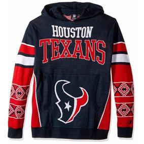 Nfl Houston Texans Sweater-sudadera Hombre