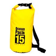 Bolsa Seca Contra Agua 15 Litros Impermeable Dry Bag !!