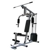 Gimnasio Multigimnasio Multigym Con 50kg De Pesas Gym