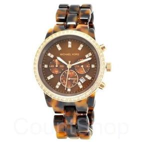 ad8b390bc72b2 Relogio Michael Kors 5366 Original - Relógios De Pulso no Mercado ...