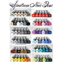 Spectrum Noir Copic Scrapbook Set 6 Marcador Plumon Colores