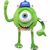 Mike Wazowski Monster University Disney Muñeco Peluche
