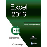 Libro Online Excel 2016 - Manual Práctico Paso A Paso Peña