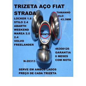 Trizeta Semi Eixo Palio Siena Strada 1.6 16v Etorq 26x43,3mm