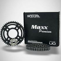 Kit Relação Cb300 C Retentor Maxx Premium