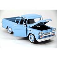 Chevy Apache Fleetside Pickup 1958 - Motor Max - Cod. 79311