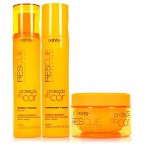 Kit Definity Hair Rescue All Color