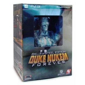 Duke Nukem Forever Balls Of Steel Edition Ps3 Novo Lacrado