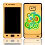 Capa Adesivo Skin370 Samsung Galaxy S2 Gt-i9100