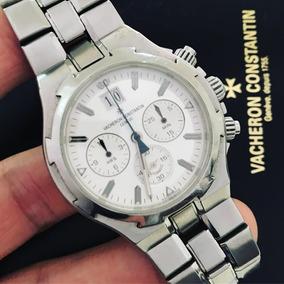 1d15211ddb2 Vacheron Constantin Overseas Chronograph 40mm Completo. R  38.400