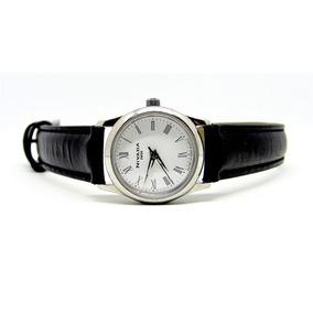Reloj Nivada Swiss Original Nuevo Sin Uso Extensible En Piel