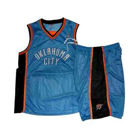 Kit Nba Oklahoma City Thunder Adulto