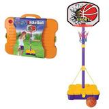 Juego De Basquet Portatil Basketball Play Set King Sport