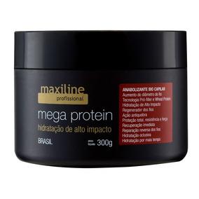 Mega Proteín Anabolizante Bio Capilar 300g - Maxiline.