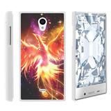 Sharp Aquos Crystal Case, Elegante Protector + Envio Gratis