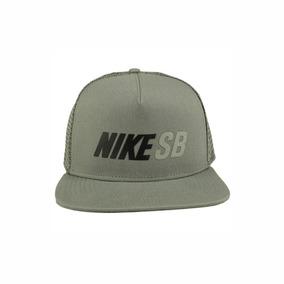 Boné Nike Sb Daily Use Trucker Com Nota Fiscal Original bbc487ffd34
