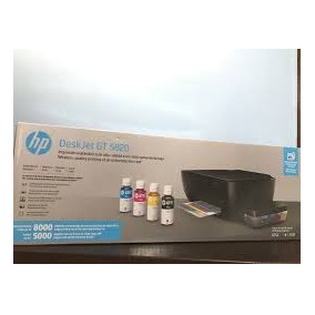 Impresora Hp Multif. Gt 5810 Tinta Continua