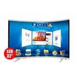 Tv Curved 32 80 Cm Hyundai Led 3213 Hd Internet