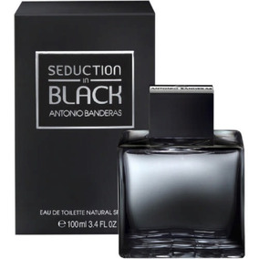 Antonio Banderas Seduction In Black Edt 100ml Importado