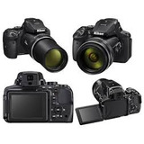 Nikon P900, Nikon P900 , 83x Zoom Optico, Entrega Inmediata