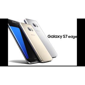 Samsung Galaxy S7 Edge 32gb 2 Chip - Preto / Prata / Gold