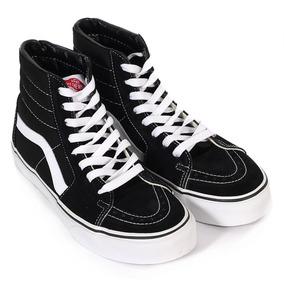 Tênis Vans Skool Cano Alto Feminino 34 Ao 39 Promoção Imperd 91801992522