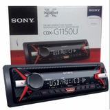 Estereo Sony Cdx-gt1150 Usb Mp3 Auxiliar Instalacion Gratis
