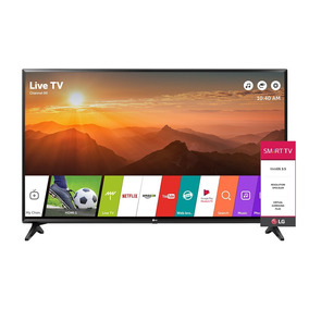 Smart Tv Lg 43 43lj5500 Led Full Hd 3hdmi 2usb Ips Garantia