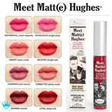 Labial Meet Matt(e) Hughes The Balm 10 Unidades, Por Mayor