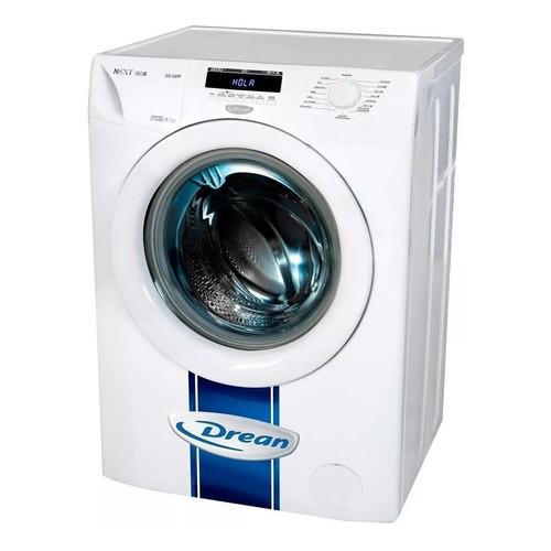 Lavarropas automático Drean Next 8.14 P ECO inverter blanco 8kg 220V
