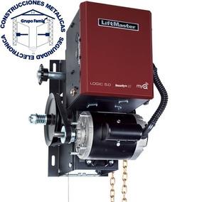 Operador Para Cortina Industrial Liftmaster Mh5011