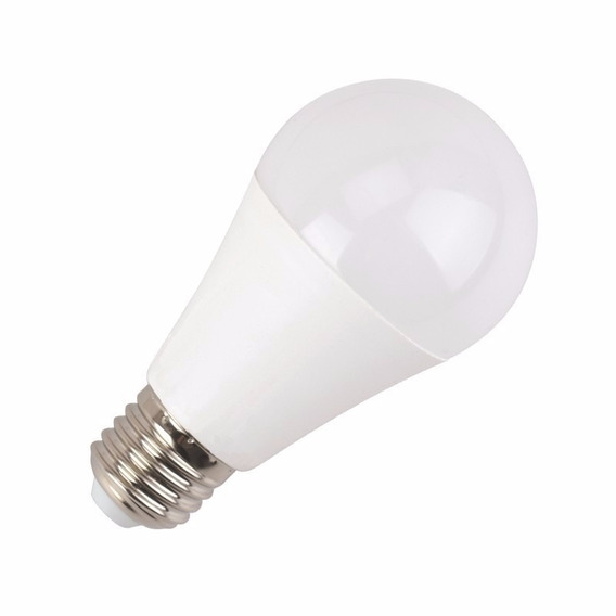 Lampara Led Interelec 12w 13w 220v E27 Paga 10w 9w