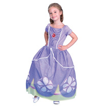 Disfraz Princesita Sofía T0 Disney Junior