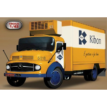 Coleção Caminhões Brasileiros (2 Caminhões)